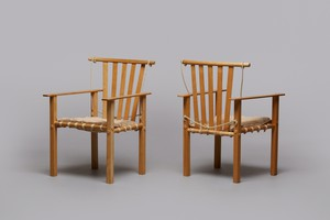 Pair of 'Ararat' Armchairs
