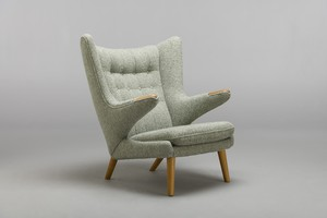 'Papa Bear' Armchair, Mode no. AP 19