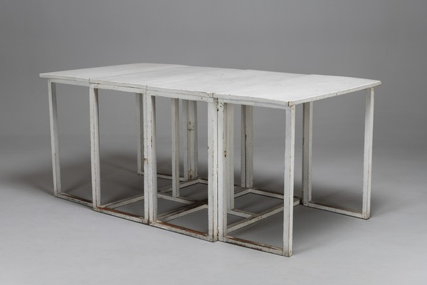 Pair of Folding Tables