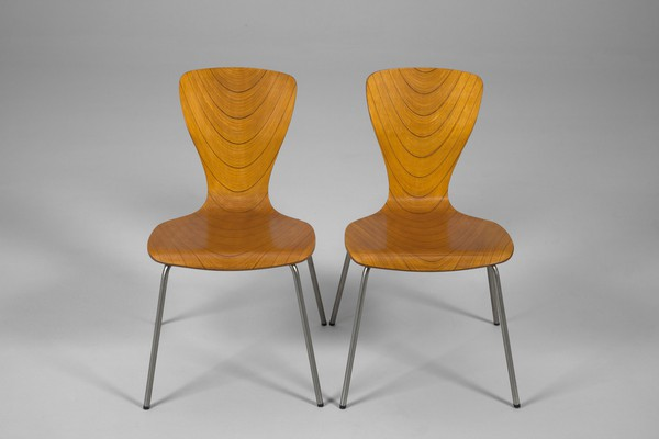 Pair of 'Nikke' Chairs