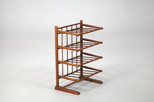 Magazine Shelf or Wine Rack