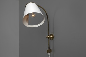 Adjustable Wall Lamp Model 2600