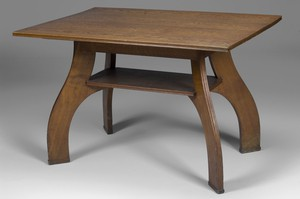 Swedish Arts and Crafts Table