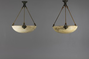 Pair of Ceiling Lights