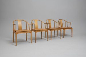 "Set of four ""China Chairs"""