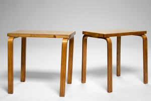 Pair of Side Tables No. 88