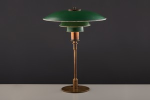 Table Lamp with no.'PH 4/3 shades
