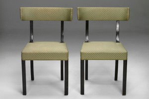 Pair of Classic-modern Chairs
