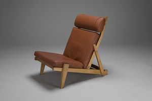 Adjustable Folding Lounge Chair, Model no. 'SA 201'