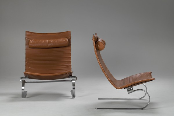 Pair of PK20 Chairs