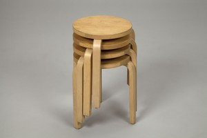 Four Stools No. 60