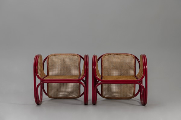Set of Pair of Armchairs