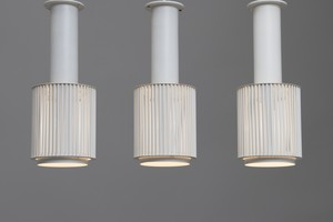 Set of Three Ceiling Lamps Model no. A111