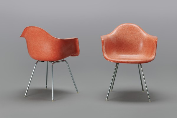 Pair of 'DAX' Chairs