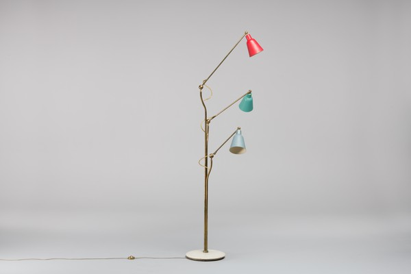 Adjustable Floor Lamp, Model no. 12300