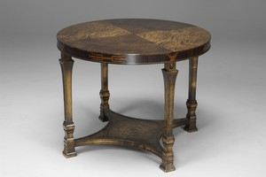 Neoclassical Side/Coffee Table