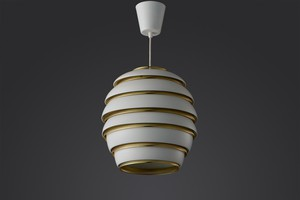 Large 'Beehive' Lamp, Model no. A 332