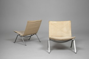 PK-22 Canvas Chairs