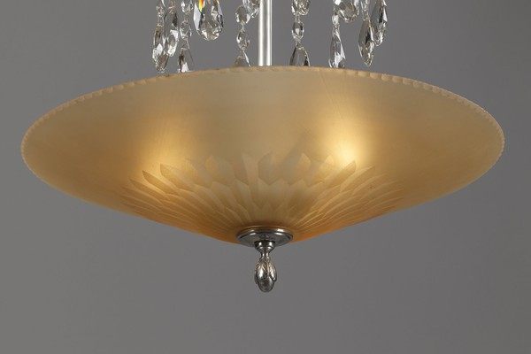 Neoclassical Ceiling Lamp