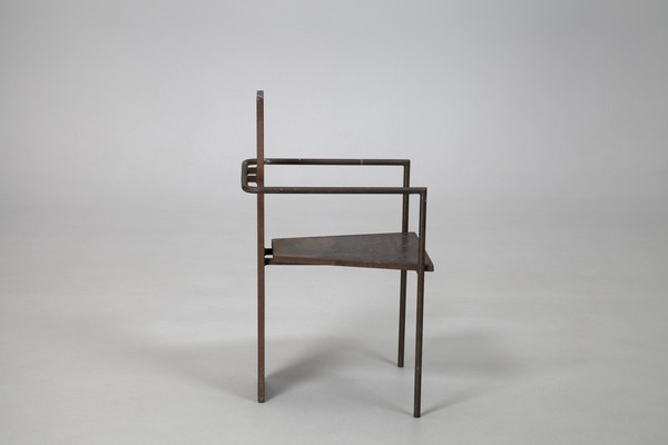 """Iron Concrete"" Chair"