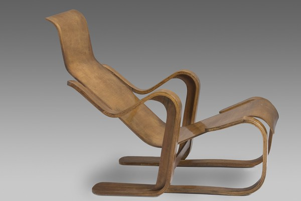 Short Lounge Chair
