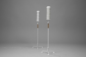 Pair of 'Miija the bee' Floor Lamps