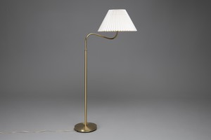 'Large Camel' Floor Lamp, Model No. 2368