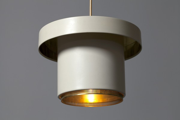 Pair of 'A201' Ceiling Lamps