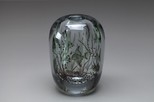 "Large ""Fishgraal ""Vase"