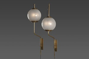 Pair of Azucena Wall Lamps LP11