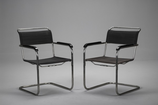 Pair of AW Nilsson Chairs