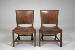 Pair of 'Red Chairs'