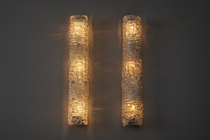Pair of 'Slovenia' Wall Lamps