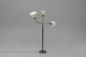 Adjustable 'Tre-Spiralen' Floor lamp, Model no. 2431