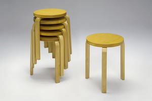 Aalto Stacking Stools