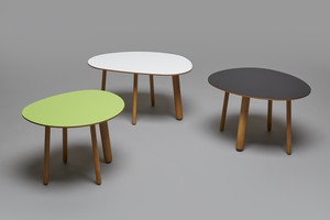 Set of Three 'Morris' Tables