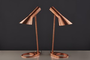 AJ table lamps