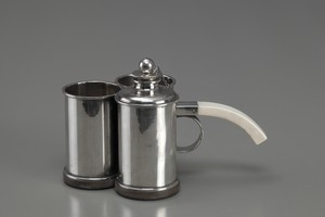 Silver Smoking Set