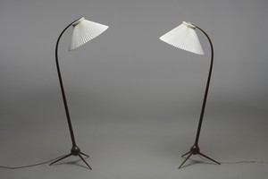 Pair of 'Bridge' Lamps