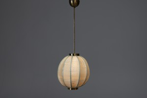 Ceiling Lamp, Model no. 2538