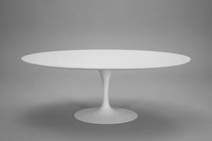 "Oval ""Tulip"" Table"