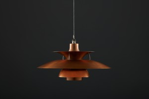 Early 'PH-5' Ceiling Lamp