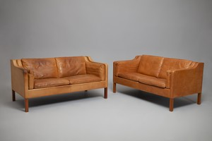 Pair of Sofas, Model no. 2212