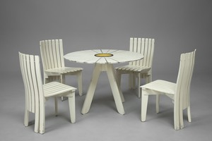 Sunflower Dining Set