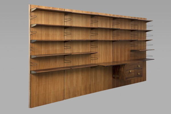 Wall Mounted Book Case