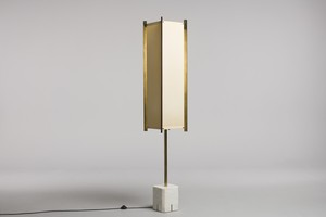 Floor Lamp, Model No. LTE 12