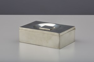 Lidded Box, Model no. A 1690