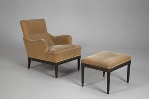 Armchair and Stool