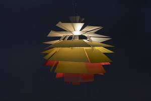 'House of the Future' Ceiling Light
