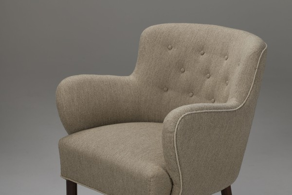 Pair of Danish Armchairs